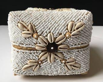 "Balinese Beaded Offering Box - Small Size - ""ADI"""