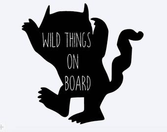 Wild Things on Board