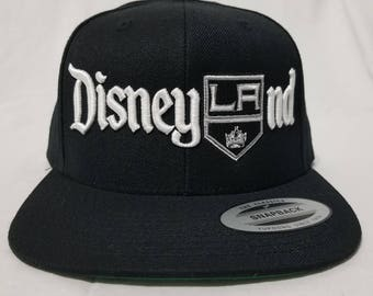 Disneyland LA kings Hat