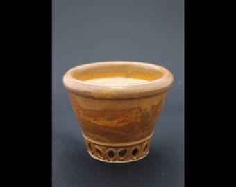 Handmade Ceramic Pot for Succulent #9