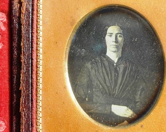 Daguerreotype Ambrotype Antique Photograph One-of-a-Kind Photos