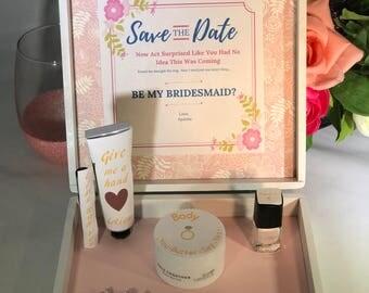 Bridesmaid Proposal Ciagr Box