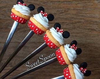 Sweet Spoon Mickey Mouse