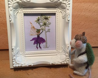 Cornish Flower Fairy Picture