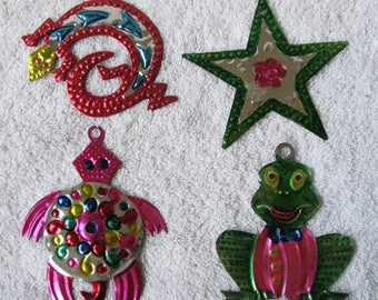 Mexican christmas ornaments  Etsy