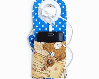 door phone charger, pouch charger 'Spirit couture'