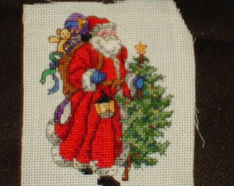 Father Christmas (red robe)