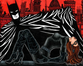 Cat Woman In The Dark Knight
