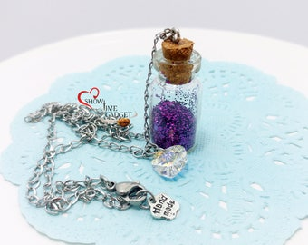"""Necklace """"potion of true love"""""""