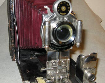 "Rochester Optical Premo No. 1 (4""x5"") and Kodak Premo No. 1 (3-1/4""x4-1/4"")"
