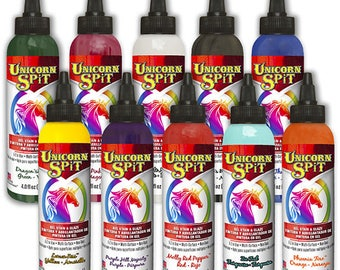 Unicorn SPiT Gel Paint and Stain 4oz