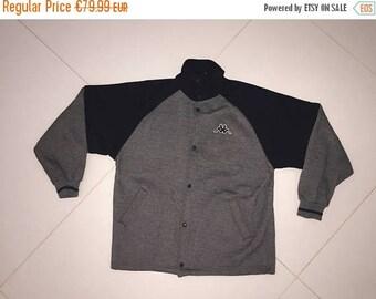LAST DAY 35% OFF Kappa cotton Winter jacket vintage - size L