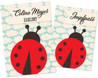 U magazine cover cover Ladybug / / name
