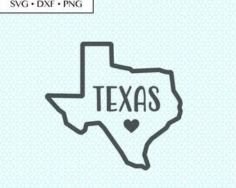 texas outline digital SVG DXF png Cut Files • texas state svg • texas PNG • texas heart digital • texas printable