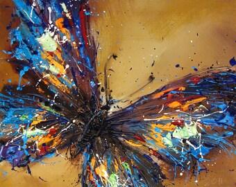 Paul Guzenko - The Blue Butterfly