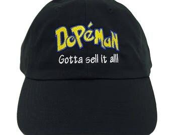 DopeMan Hat