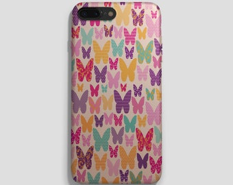 Butterfly Phone Case, iphone 6 case, 6s,6sPlus,iphone 6 plus case, iphone 7 case, iphone 7 plus case