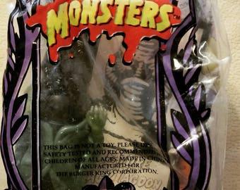 Universal Monsters Burger King toy 1997 Frankenstein