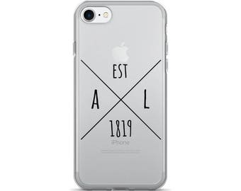 Alabama Statehood - iPhone Case (iPhone 7/7 Plus, iPhone 8/8 Plus, iPhone X)