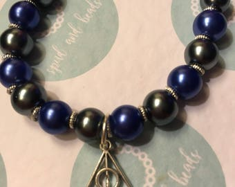 Harry Potter bracelet (Ravenclaw)