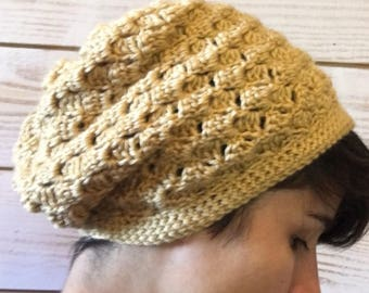 childrens hats/Crochet /multiple colors/TheOhDee/Burgundy/Badlands/Blue/Cream/Mustard/Gold/Yellow/Maize/Salnted shell/