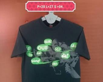 Vintage Stussy Tee Stussy x Brent Rolling Shirt Black Colour Size M Polo Ralph Lauren Shirts Nike Shirt Band Shirts Bob Marley Skate