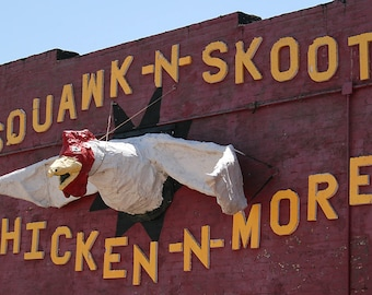 Squawk and Skoot