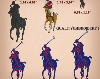 Polo Ralph Lauren Logo Pack embroidery designs Embroidery Design