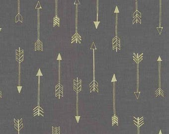 Arrows Coin Fabric by Michael Miller - 100% Cotton