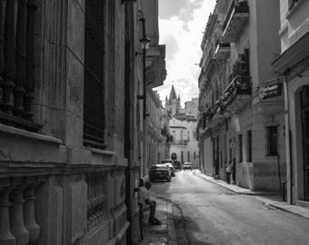 Black and White Cuba