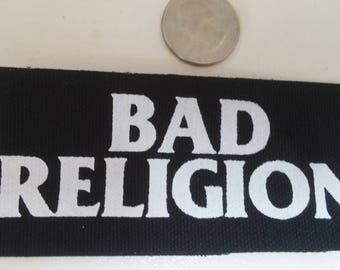 Bad Religion patch