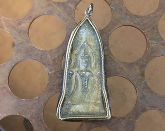 Amulet pendant from Thailand