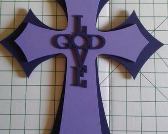 Love God Double Cross