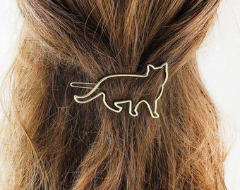 Hair clip cat-hair Clip cat-hair clip cat-cat gift women girl cat-hair cat hair hair jewelry