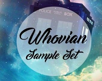 Whovian Sample set