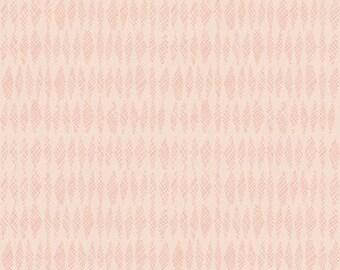 Peach Twisted Screen-Improv by Benartex 170271