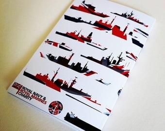 Union Flag Fleet Notebook