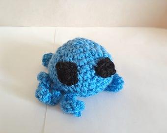 Crochet Amigurumi Octopus Tutorial : Crochet Tutorial Octopus Amigurumi Crocheted Octopus