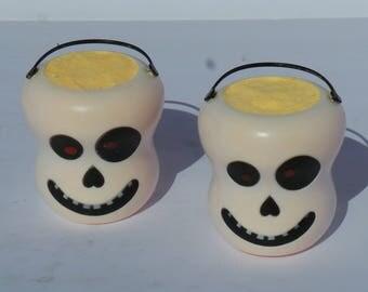 Halloween Bubble Skull Head Bath Bomb