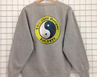 Vintage T&C Sweatshirts Big Logo at the back Nice Design