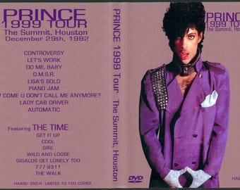 PRINCE 1999 Tour dvdr (Houston)