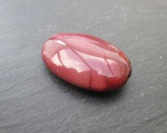 2 30 mm * 20 mm moukaite beads
