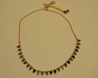 Fancy chain necklace