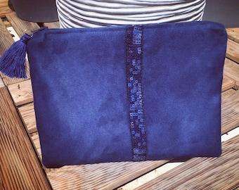 """""""Blue"""" pouch"""