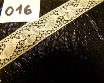 """Lace vintage style """"in-between"""" patterned stitch canvas"""