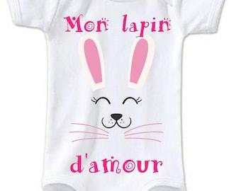 Bunny love Bodysuit