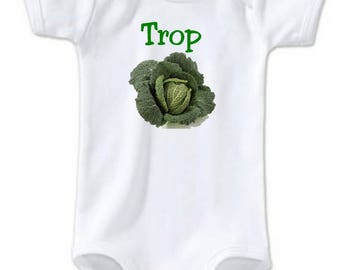 Baby humor too with a baby Bodysuit