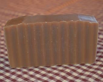 Pumpkin and Brown Sugar Goat Milk Soap