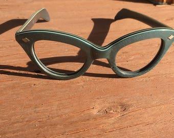 1950s Cat Eye Glass Frames
