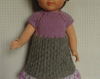 Doll clothes for Mary Frances Petitcollin doll 40 cm.